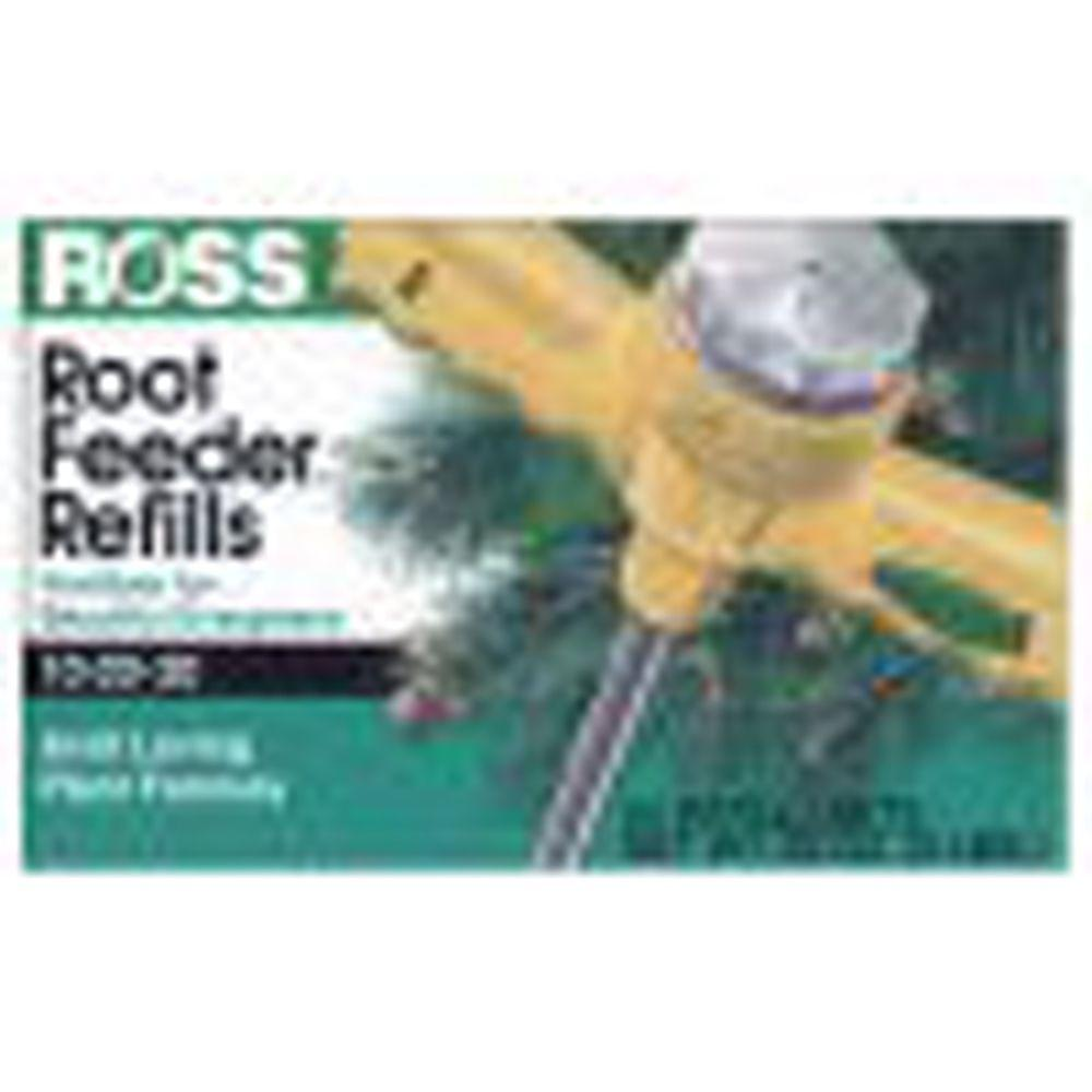 Ross Root Feeder Refill for Evergreen Trees (54-Pack Refills)