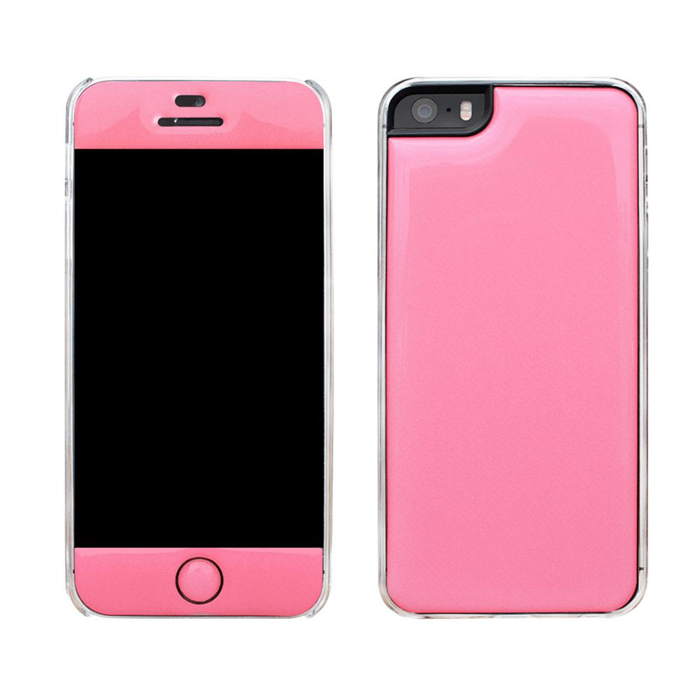 Anti Gravity iPhone 5/5S Pink Selfie Cases and Phone Accessories (5-Piece)