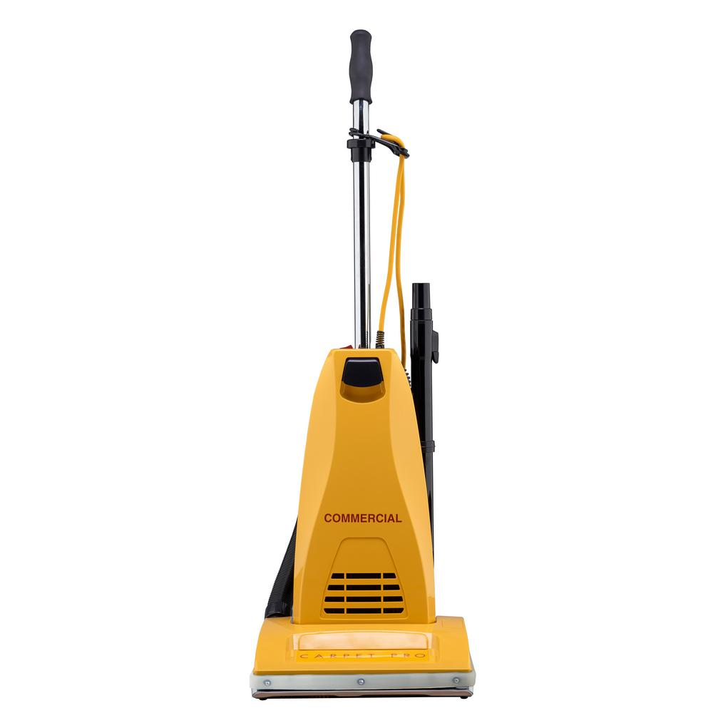 Tacony Corporation 10 Amp Upright Commercial Vacuum Tools Onboard with 3-Cord