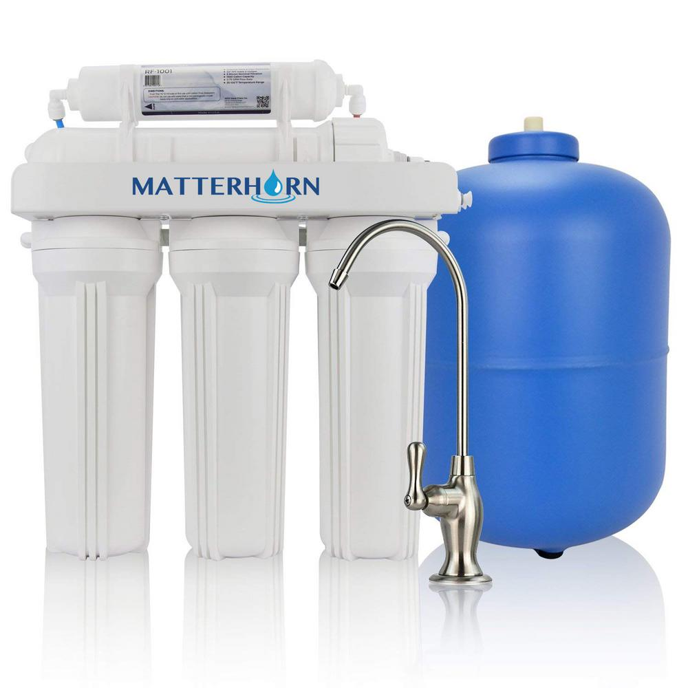 Home Master Hydroperfection Under Sink Reverse Osmosis