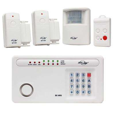 Wireless Security System Alarm Kit