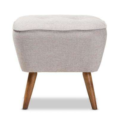 Petronelle Greyish Beige Foot Rest