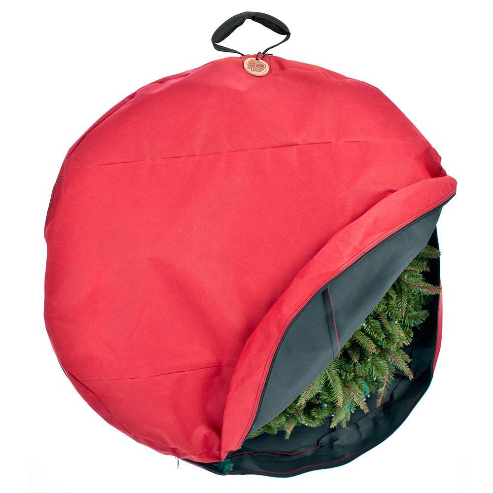 36 in. 600D Direct Suspend Wreath Bag