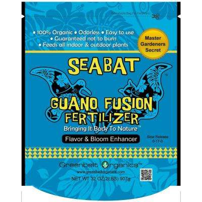 Sea Bat Fusion Guano 2 lb. Organic Granular Fertilizer
