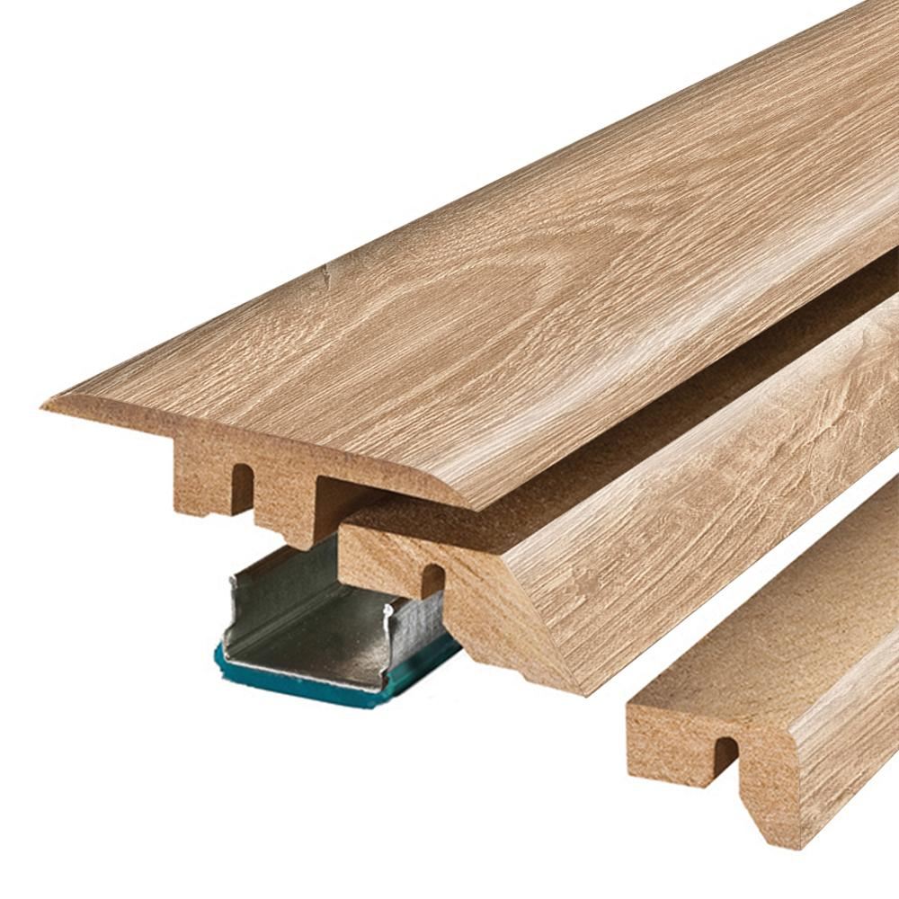 Pergo Flooring Esperanza Oak 3/4 in. Thick x 2-1/8 in. Wi...