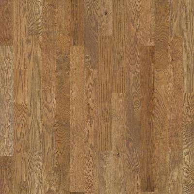 Take Home Sample - Kolby Meadows Barley Solid Hardwood Flooring - 4 in. x 8 in.