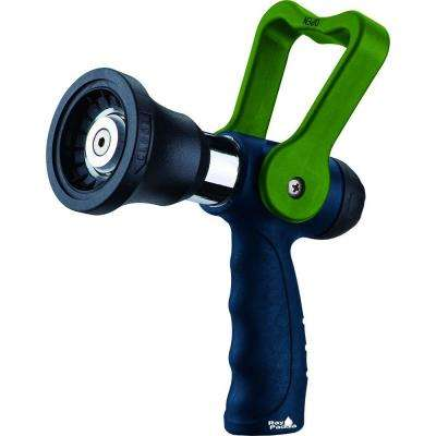 Series Fire Deluxe Fireman Style Hose Nozzle