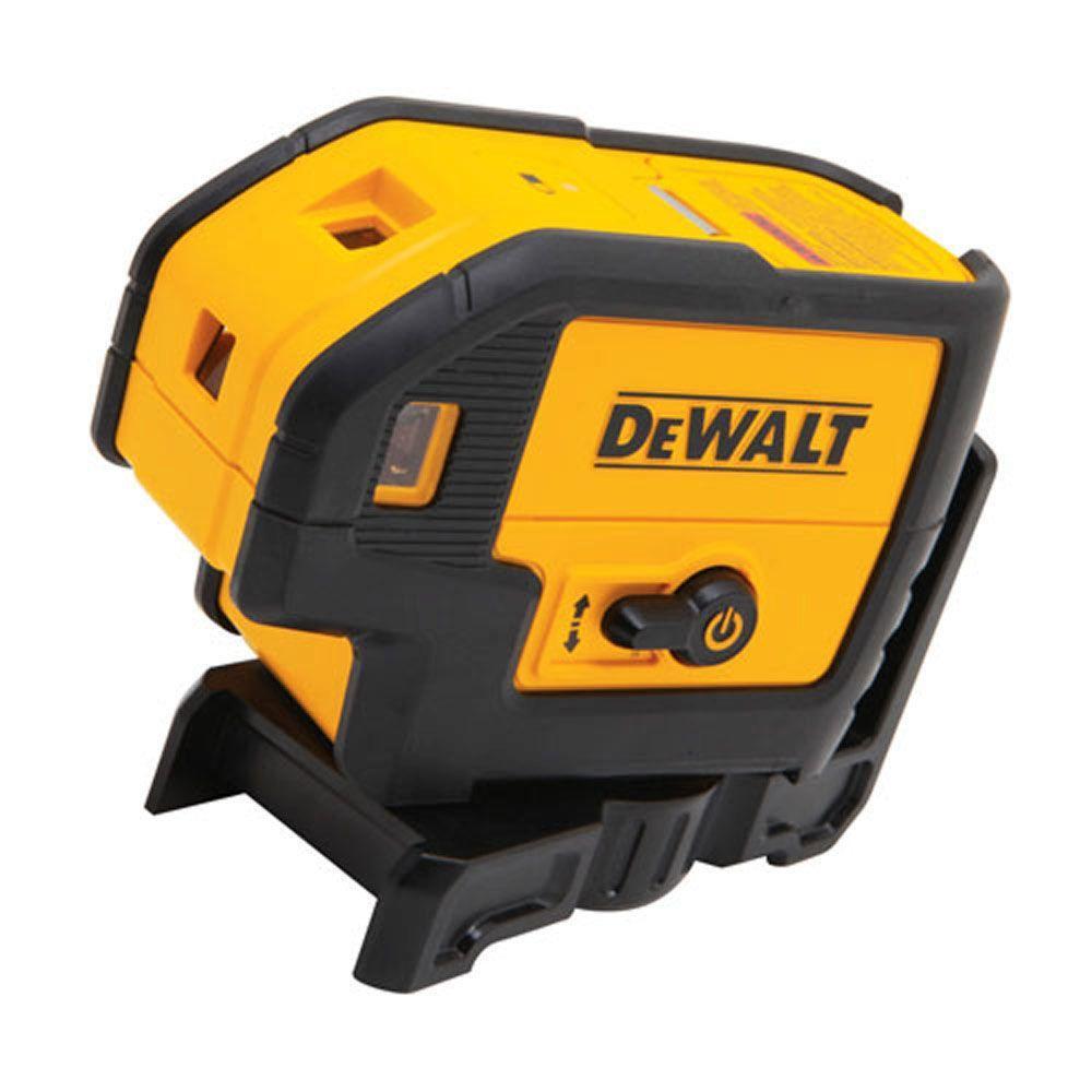 Dewalt 5-Beam Laser Pointer by DEWALT
