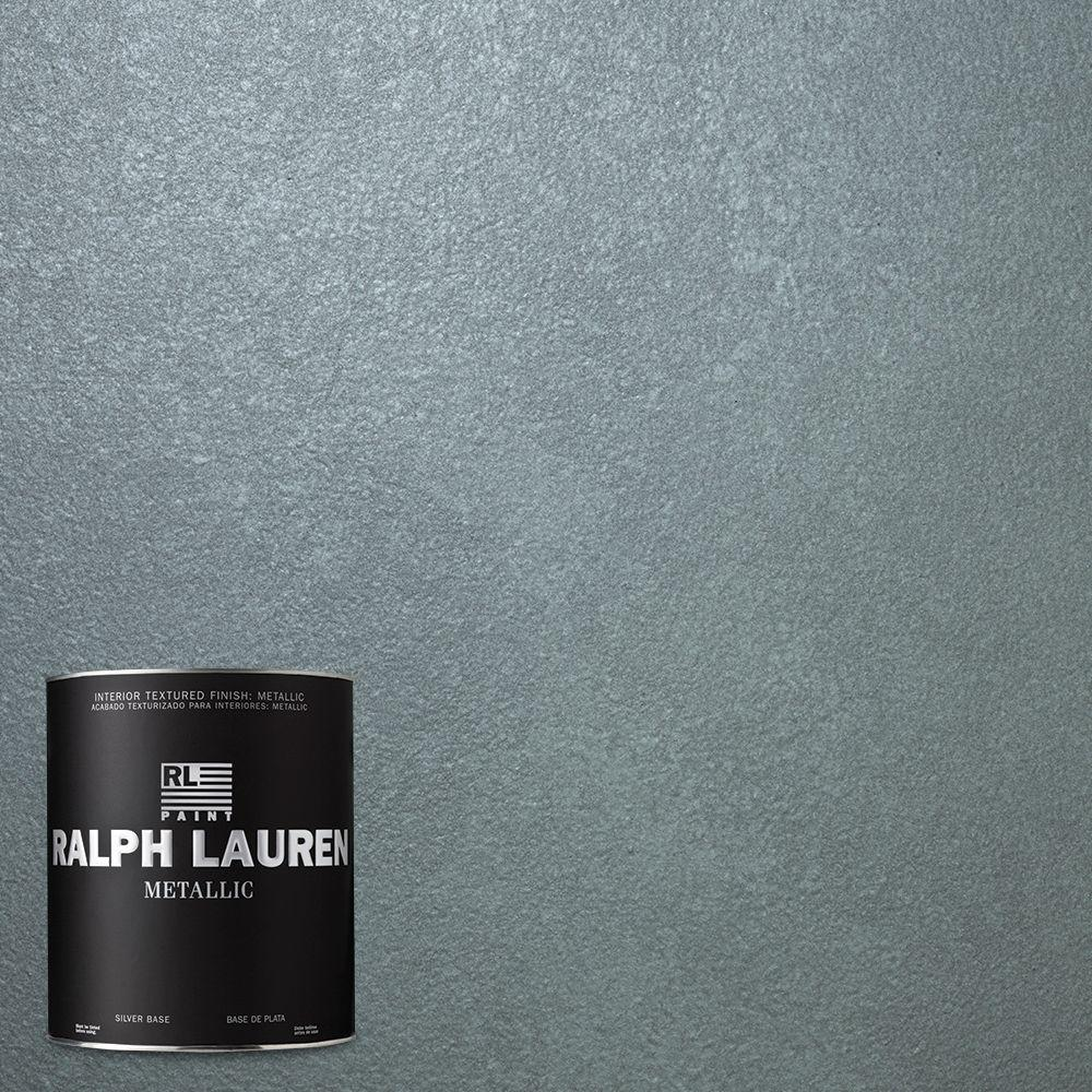 Ralph Lauren 1-qt. Blue Zircon Metallic Specialty Finish Interior Paint