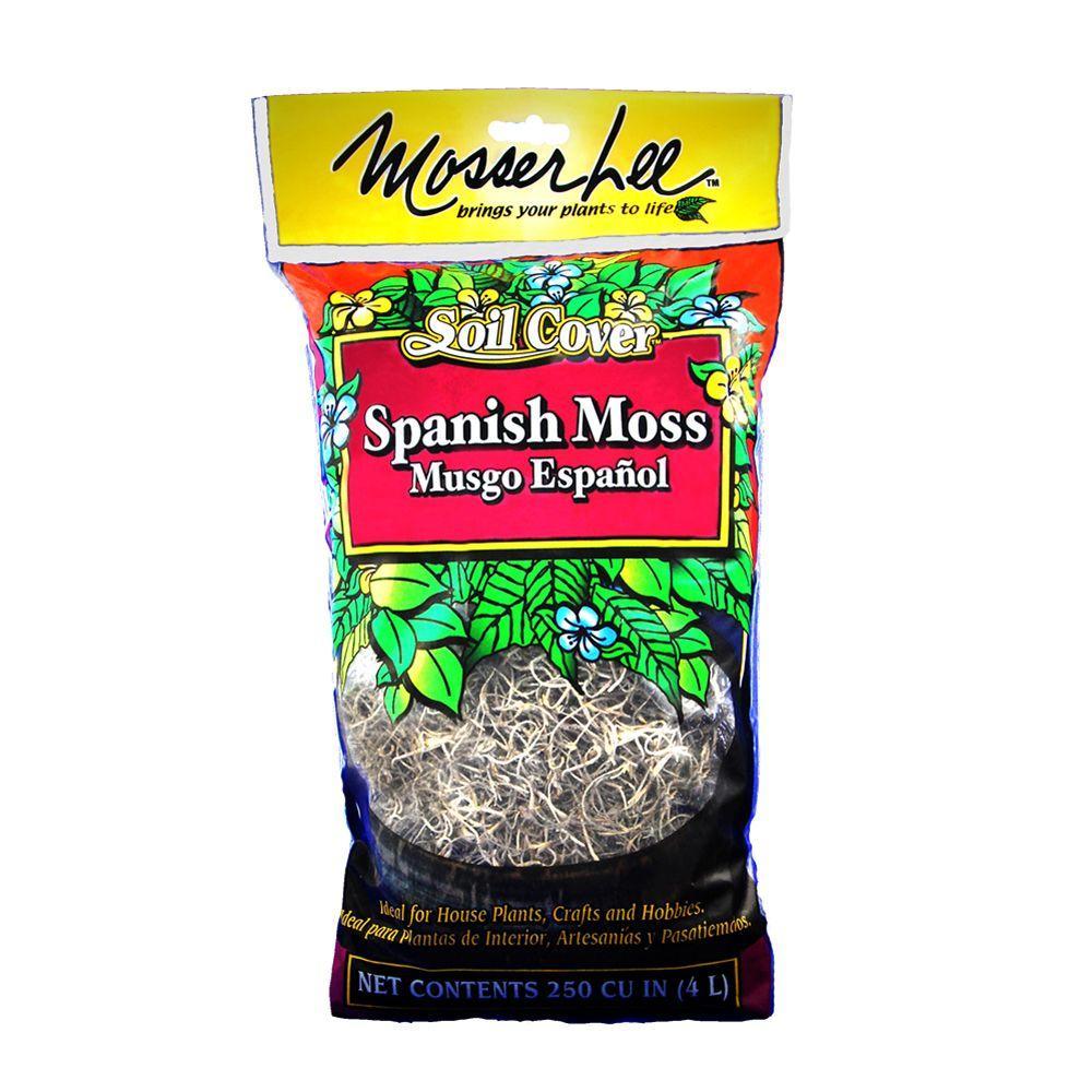 Mosser Lee 250 cu. in. Spanish Moss Soil Cover