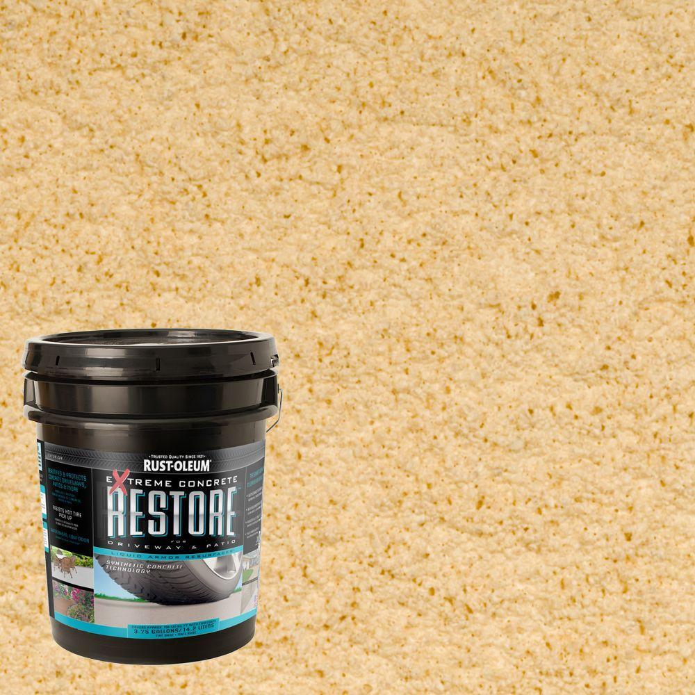 Rust-Oleum Restore 4 gal. Hacienda Liquid Armor Resurfacer