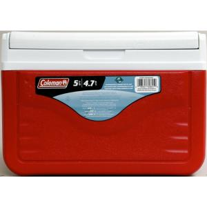 Click here to buy Coleman 5 qt. FlipLid Chest Cooler with Molded Beverage Holders by Coleman.