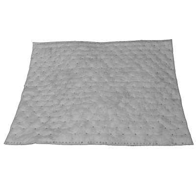 15 in. x 18 in. 0.25 Gal. Heavy Duty Oil Absorbent Mat