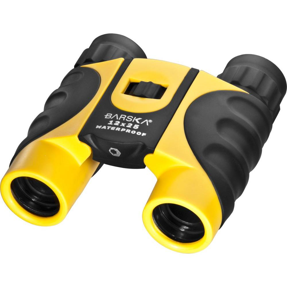 BARSKA Colorado 12x25 Waterproof Binoculars