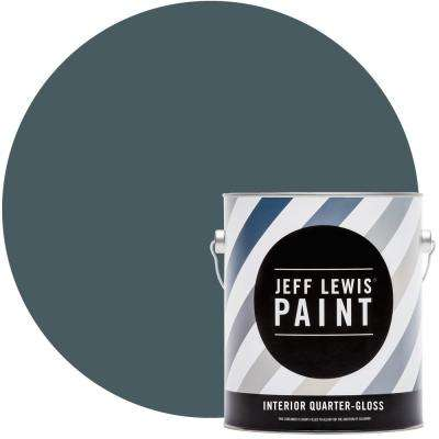 1 gal. #315 Lake Quarter-Gloss Interior Paint