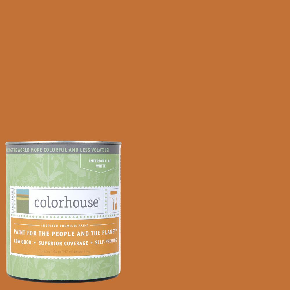1 qt. Create .03 Flat Interior Paint