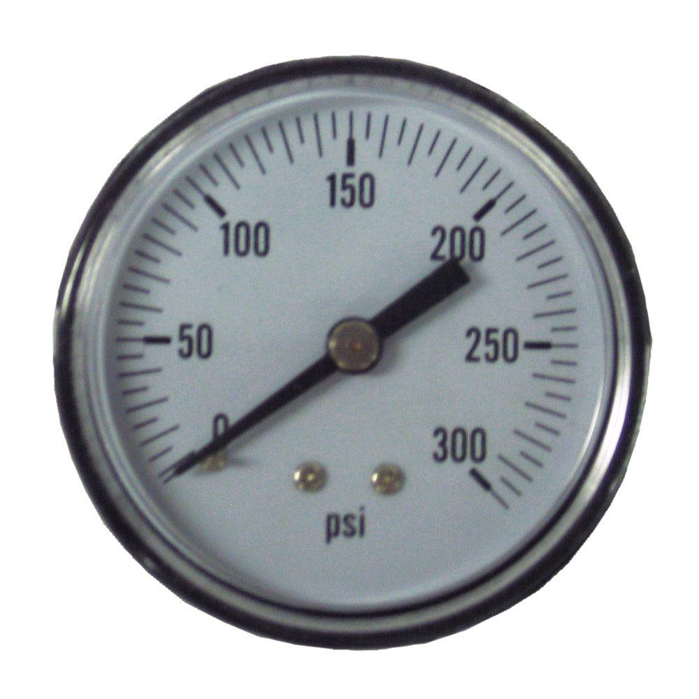 300 psi Pressure Gauge