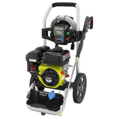 2800-PSI 2.3-GPM 179 cc Gas Pressure Washer with Idle Down