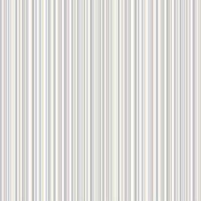 56.4 sq. ft. Martinez Cream Striped Wallpaper