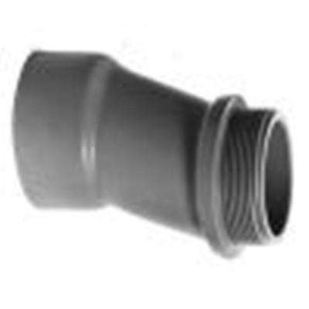 2 in. PVC Non-Metallic Meter Offset (Case of 4)