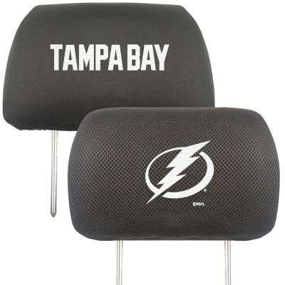 NHL - Tampa Bay Lightning Embroidered Head Rest Covers (2-Pack)