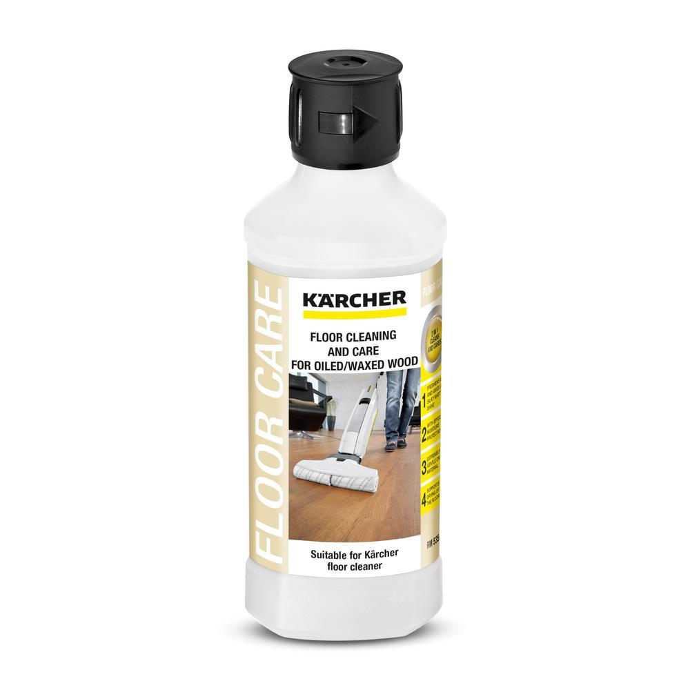 Karcher Oiled Waxed Wood Floor Cleaner 6 296 045 0 The
