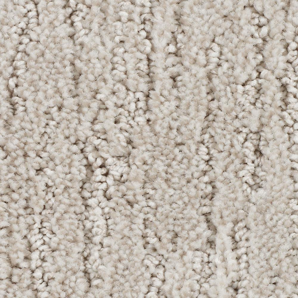 Carpet Sample - Chester - Color Fine Silk Textured 8 in.