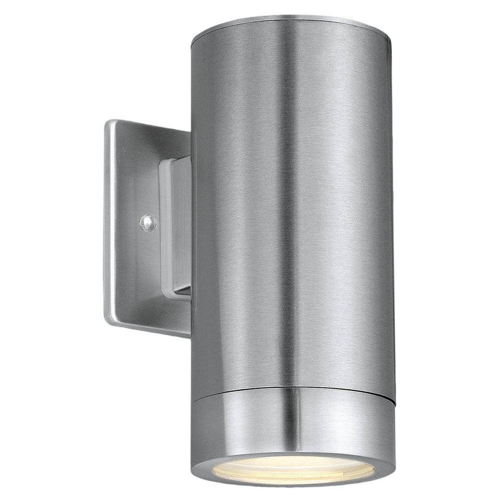 Eglo ascoli 1 light stainless steel outdoor wall mount lamp 20492a eglo ascoli 1 light stainless steel outdoor wall mount lamp arubaitofo Images