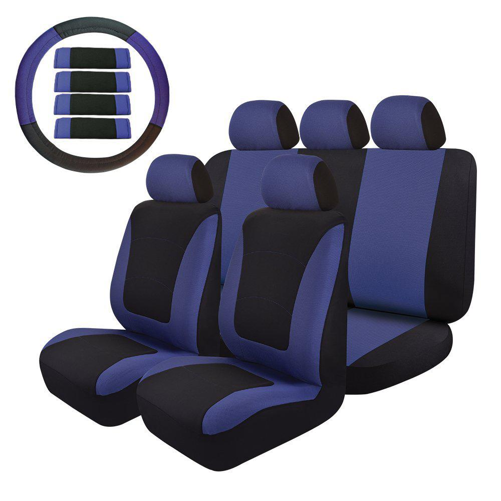 Universal Seat Covers Full Set