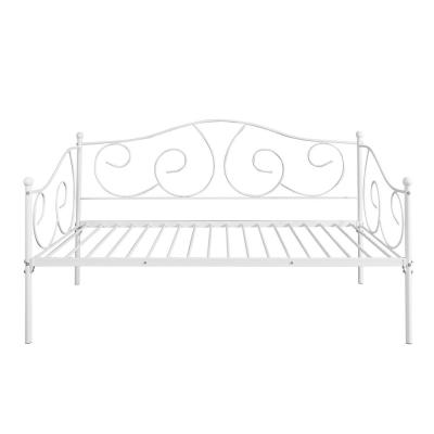 Angeland Carca White Metal Daybed