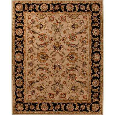 Safari 12 ft. x 18 ft. Oriental Area Rug