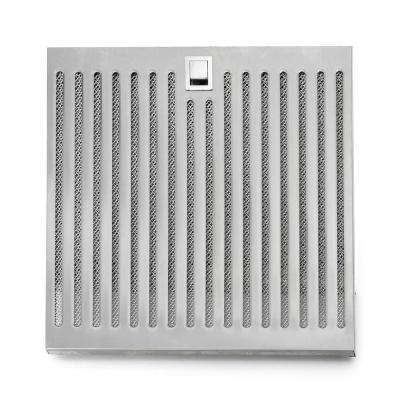 14.4 in. x 13.5 in. Hybrid Baffle Filter for Range Hood (1-Pack)