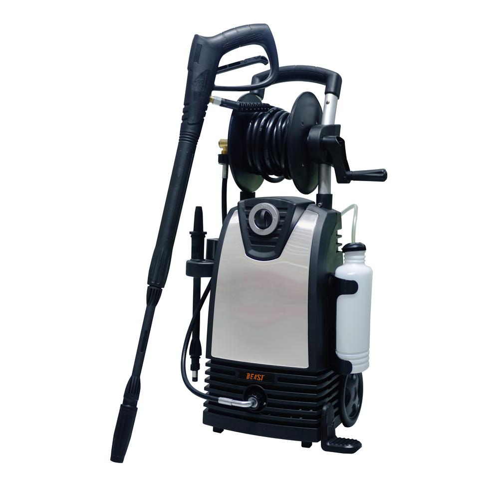 Beast 2000-PSI at 1.6 GPM Pressure Washer with Bonus Accessories