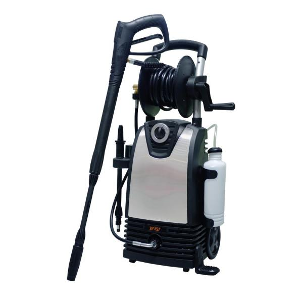 2000-PSI at 1.6 GPM Pressure Washer with Bonus Accessories