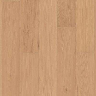 Extra Wide and Long Natural 1/2 in. T x 7.5 in. W x up to 95.5 in. L Engineered Wood Flooring (29.75 sq. ft. / case)