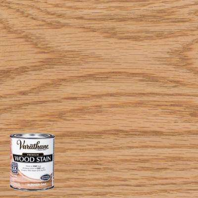 1 qt. Summer Oak Premium Fast Dry Interior Wood Stain