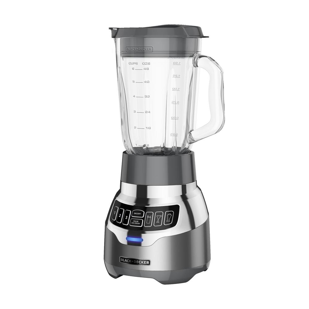 PowerCrush Digital Blender with Quiet Technology