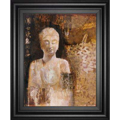 "22 in. x 26 in. ""Inner Chi II"" by Douglas Framed Printed Wall Art"
