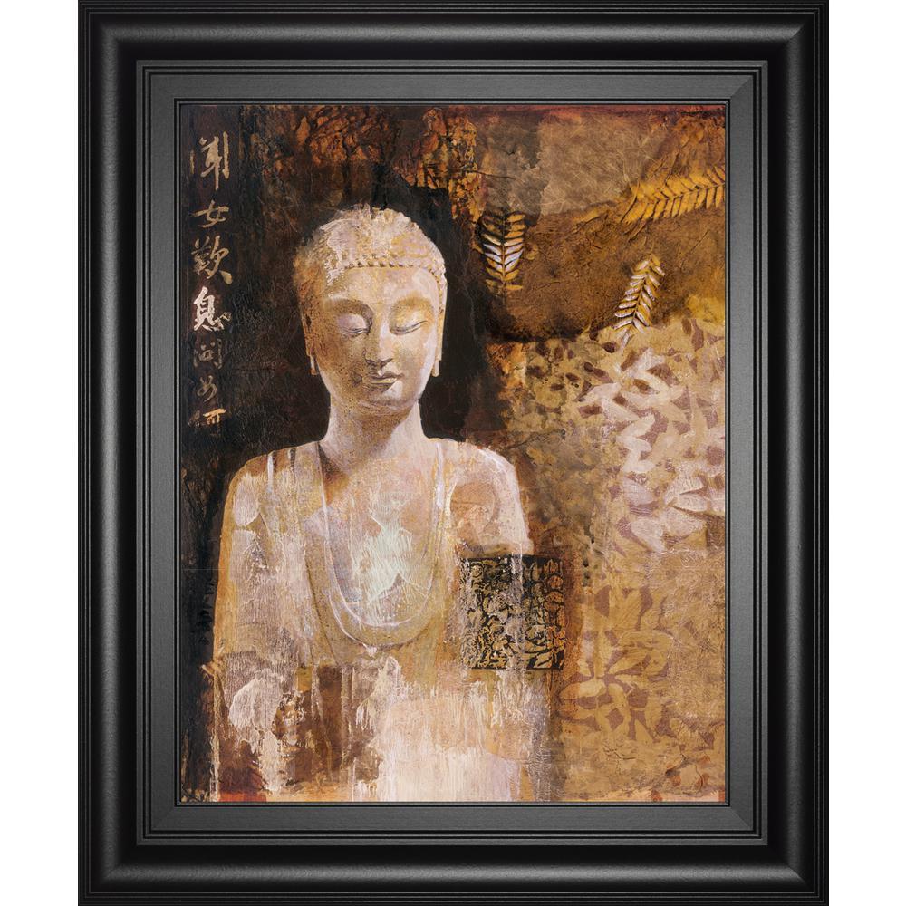"22 in. x 26 in. ""Inner Chi II"" by Douglas Framed Printed Wall Art"