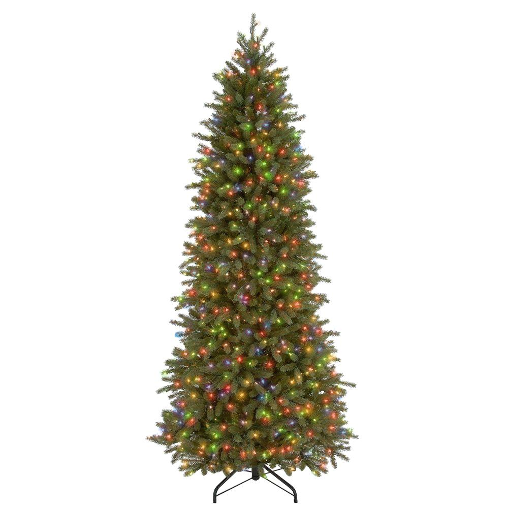 6 5 Ft Slim Christmas Tree