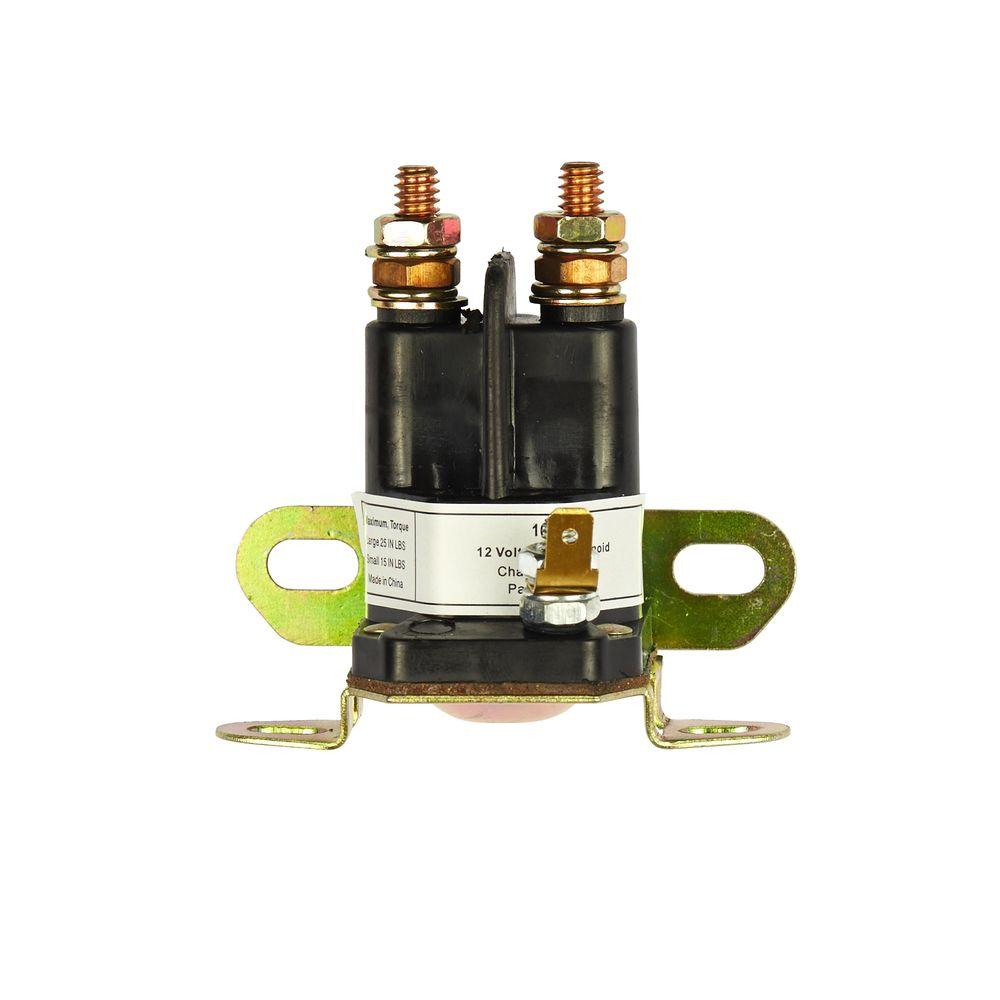 wiring diagram for 4 post lawn mower solenoid white lawn