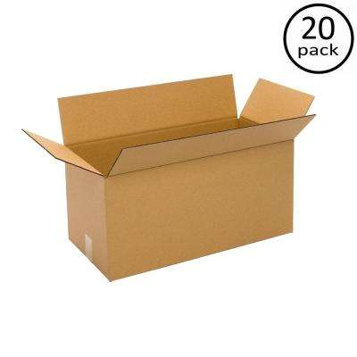 24 in. x 12 in. x 12 in. 44 ECT 20 Moving Box Bundle