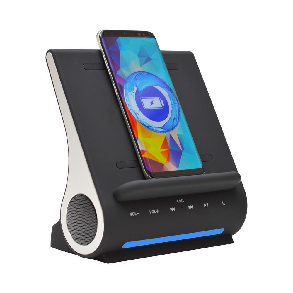 DockAll with Fast 10-Watt Charging Q1 Wireless Charging Hub