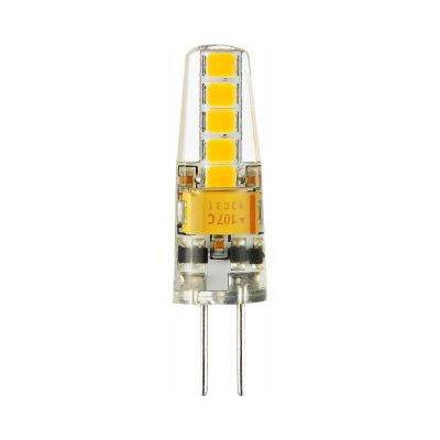20-Watt Equivalent T3 G4 Base Silicon 330-Degree LED Light Bulb
