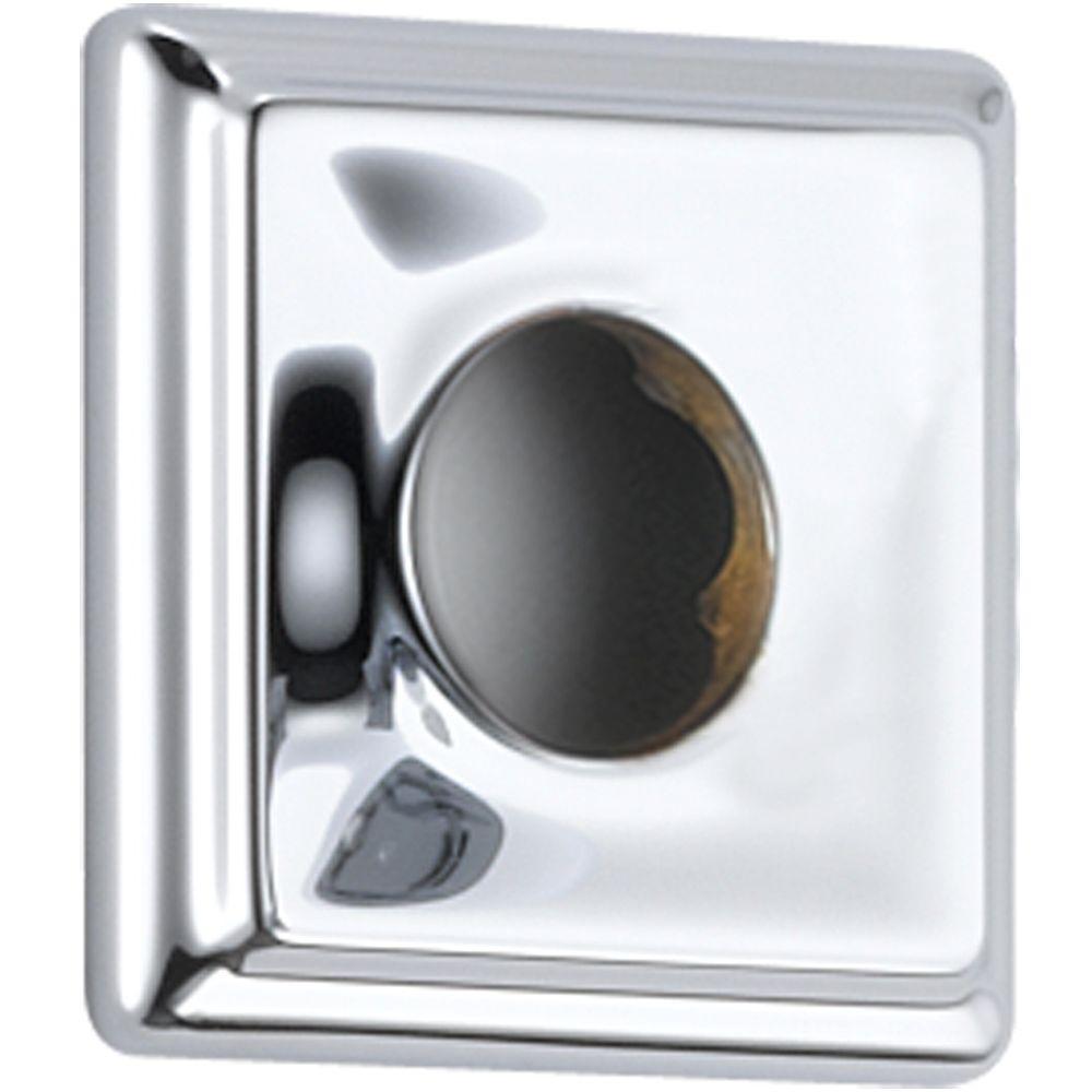 2 in. Dryden Shower Flange in Chrome