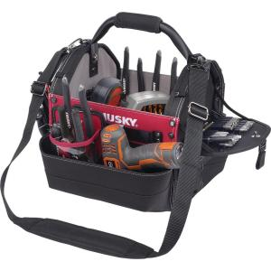 husky 12 in tool bar bag gp 53765bn16 the home depot. Black Bedroom Furniture Sets. Home Design Ideas