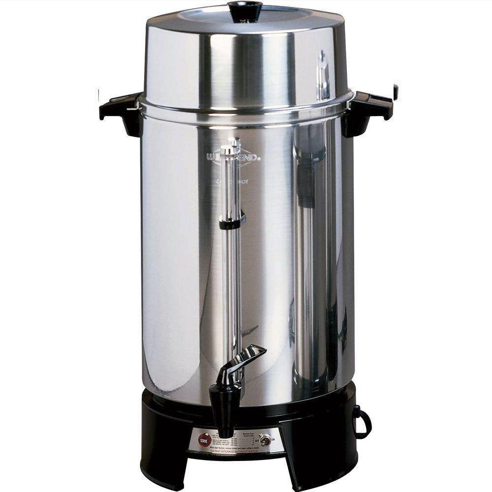 West Bend 100-Cup Coffee Urn-DISCONTINUED