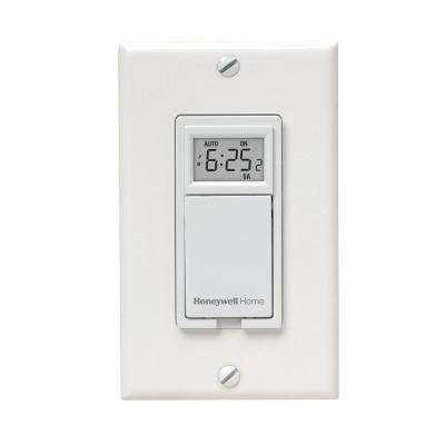 120-Volt 7-Day Programmable Indoor Light Switch Timer