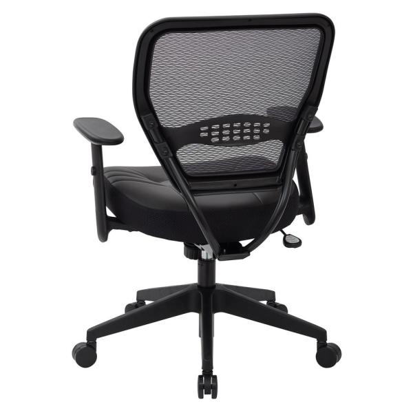 Dark Airgrid Managers Chair