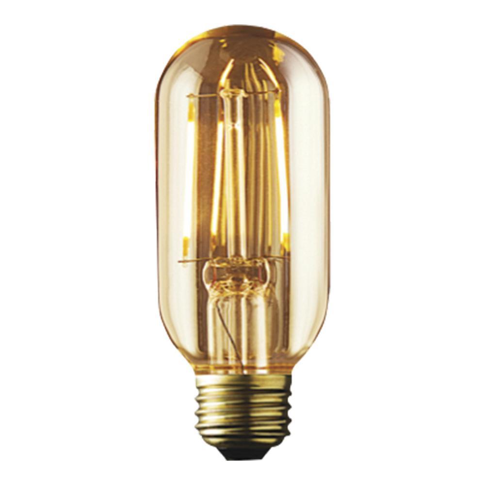 60-Watt Equivalent T14 Dimmable LED Light Bulb